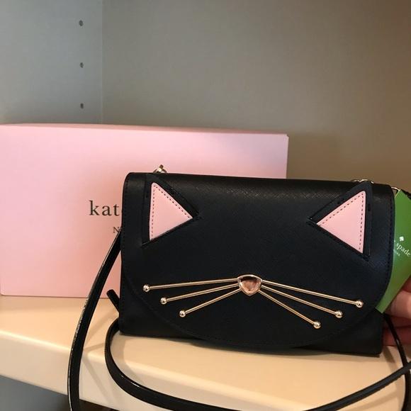 kate spade Handbags - Kate spade cat crossbody